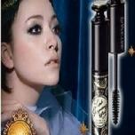 资生堂shiseido 恋爱魔镜夜境幻宴公主黑色羽绒浓密睫毛膏