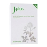 Jplus玫瑰水凝保湿面膜
