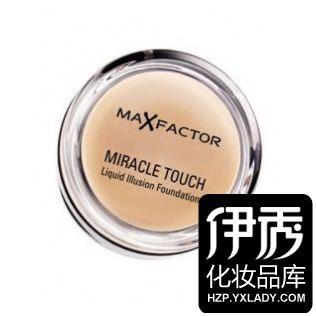 MaxFactor蜜丝佛陀魔幻触感粉底霜