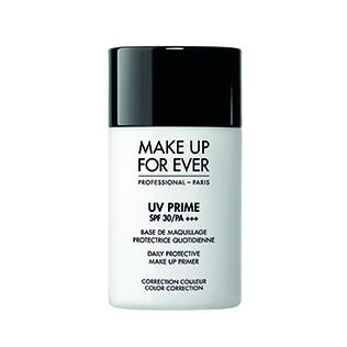MAKE UP FOR EVERUV PRIME SPF30双重防晒隔离妆前乳